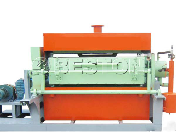 1000pcs paper pulp making machine