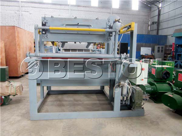 1500pcs apple tray making machine