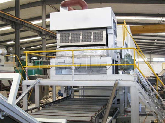 3000-5000pcs egg tray machine for sale