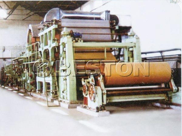 BT-1092-Kraft-Paper-Making-Machine