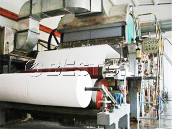 BT-1092 fourdrinier paper machine