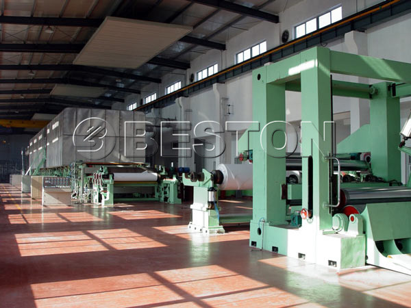 BT-1092 tissue paper manufacturing machine
