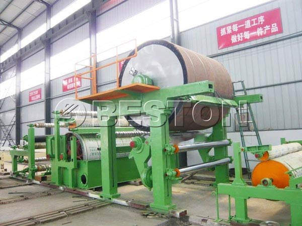BT-1092 toilet paper machine for sale