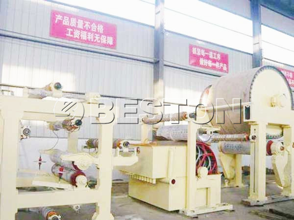 BT-1200 napkin making machine