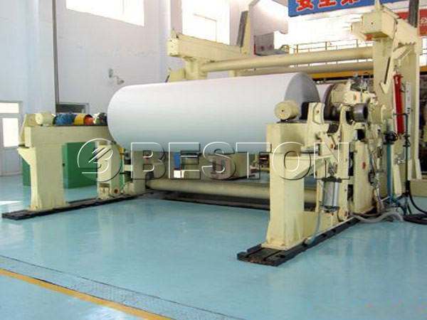 BT-1200 tissue paper manufacturing machine