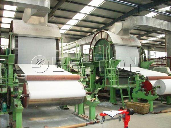 BT-1575 toilet paper machine for sale