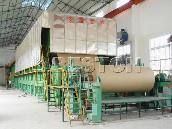 BT-1600-kraft-paper-machine