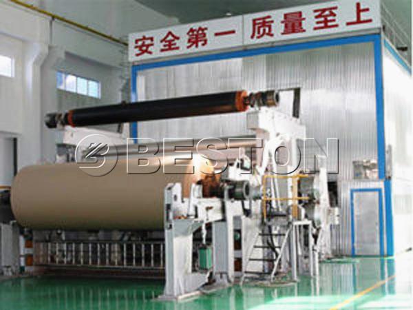 BT-1800-kraft-paper machine