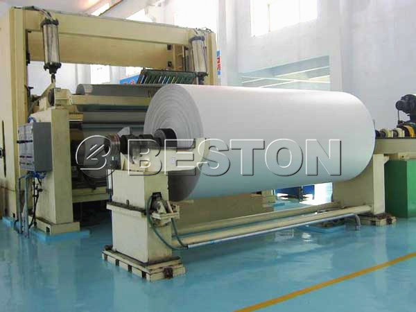 BT-1880 toilet paper machine for sale