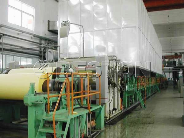 BT-2640 kraft paper machine