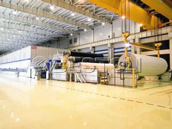 BT-2880 kraft paper machine