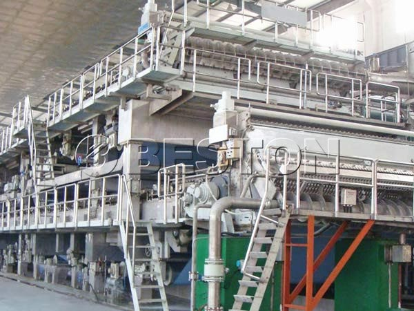 BT-3200 kraft paper machine